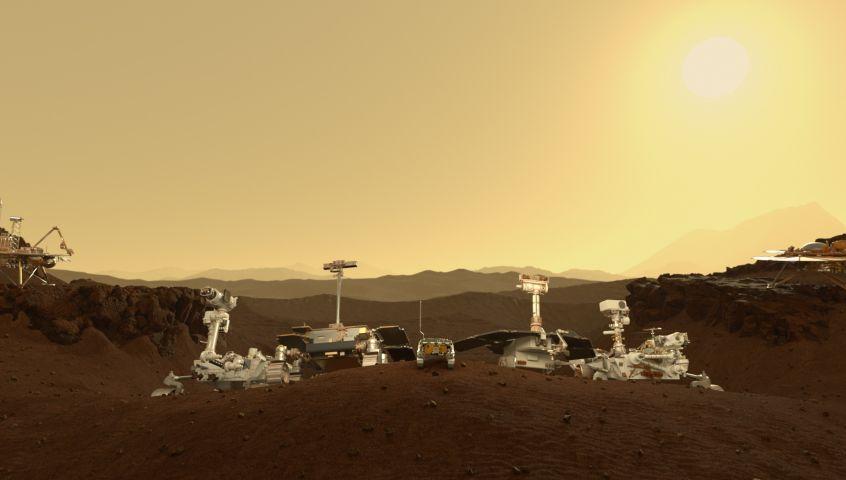 Maxon Mars Story Loop standbild